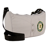 Oakland Athletics MLB Team Jersey Purse