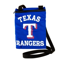 Texas Rangers MLB Game Day Pouch