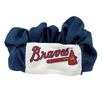Atlanta Braves MLB Hair Twist