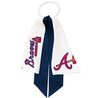 Atlanta Braves MLB Ponytail Holder