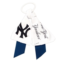 New York Yankees MLB Ponytail Holder