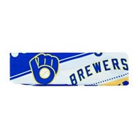 Milwaukee Brewers MLB Stretch Headband