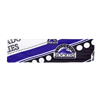 Colorado Rockies MLB Stretch Headband