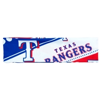 Texas Rangers MLB Stretch Headband