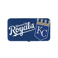 Kansas City Royals MLB Shell Mesh Wallet