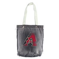 Arizona Diamondbacks MLB Vintage Denim Shopper