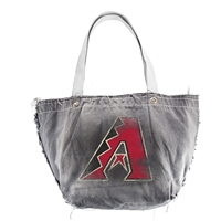 Arizona Diamondbacks MLB Vintage Denim Tote