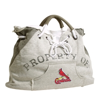 St. Louis Cardinals MLB Property Of Hoodie Tote