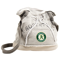 Oakland Athletics MLB Property Of Hoodie Duffel