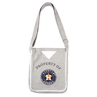 Houston Astros MLB Hoodie Crossbody Bag