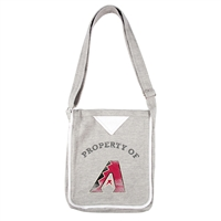 Arizona Diamondbacks MLB Hoodie Crossbody Bag