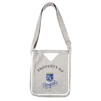 Kansas City Royals MLB Hoodie Crossbody Bag
