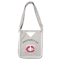 Minnesota Twins MLB Hoodie Crossbody Bag