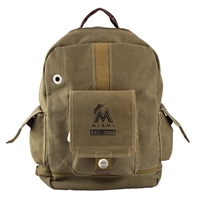 Miami Marlins MLB Prospect Deluxe Backpack