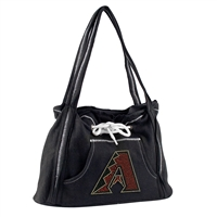 Arizona Diamondbacks MLB Sport Noir Hoodie Purse