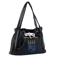 Kansas City Royals MLB Sport Noir Hoodie Purse