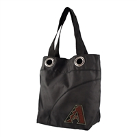 Arizona Diamondbacks MLB Sport Noir Sheen Tote