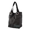 Tampa Bay Rays MLB Sport Noir Sheen Tote