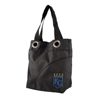 Kansas City Royals MLB Sport Noir Sheen Tote