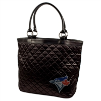 Toronto Blue Jays MLB Sport Noir Quilted Tote
