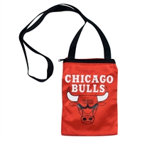 Chicago Bulls NBA Game Day Pouch