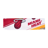 Miami Heat NBA Stretch Headband