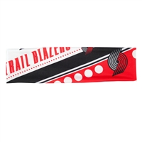 Portland Trail Blazers NBA Stretch Headband
