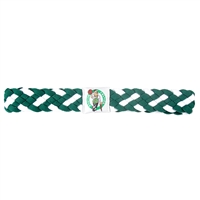 Boston Celtics NBA Braided Head Band 6 Braid