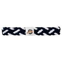 Utah Jazz NBA Braided Head Band 6 Braid