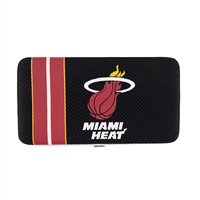 Miami Heat NBA Shell Mesh Wallet