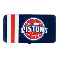Detroit Pistons NBA Shell Mesh Wallet