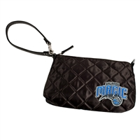 Orlando Magic NBA Quilted Wristlet (Black)