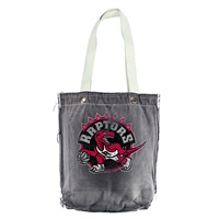 Toronto Raptors NBA Vintage Denim Shopper