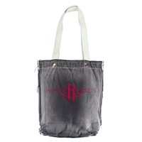 Houston Rockets NBA Vintage Denim Shopper