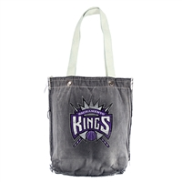 Sacramento Kings NBA Vintage Denim Shopper