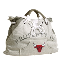 Chicago Bulls NBA Property Of Hoodie Tote