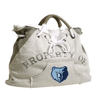 Memphis Grizzlies NBA Property Of Hoodie Tote