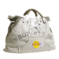Los Angeles Lakers NBA Property Of Hoodie Tote