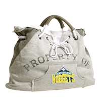 Denver Nuggets NBA Property Of Hoodie Tote