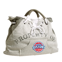Detroit Pistons NBA Property Of Hoodie Tote