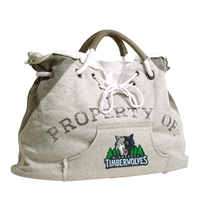 Minnesota Timberwolves NBA Property Of Hoodie Tote
