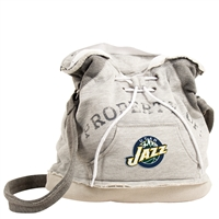 Utah Jazz NBA Property Of Hoodie Duffel