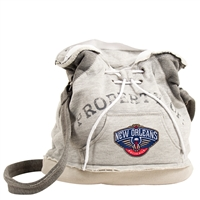 New Orleans Pelicans NBA Property Of Hoodie Duffel