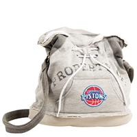 Detroit Pistons NBA Property Of Hoodie Duffel