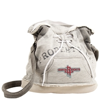 Houston Rockets NBA Property Of Hoodie Duffel