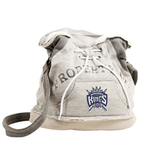 Sacramento Kings NBA Property Of Hoodie Duffel
