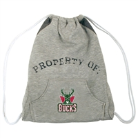 Milwaukee Bucks NBA Hoodie Clinch Bag