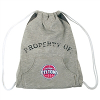 Detroit Pistons NBA Hoodie Clinch Bag