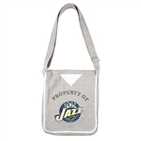 Utah Jazz NBA Hoodie Crossbody Bag