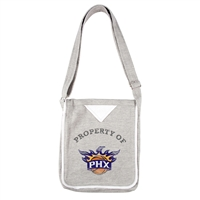 Phoenix Suns NBA Hoodie Crossbody Bag
